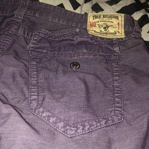 True Religion Shorts ひ